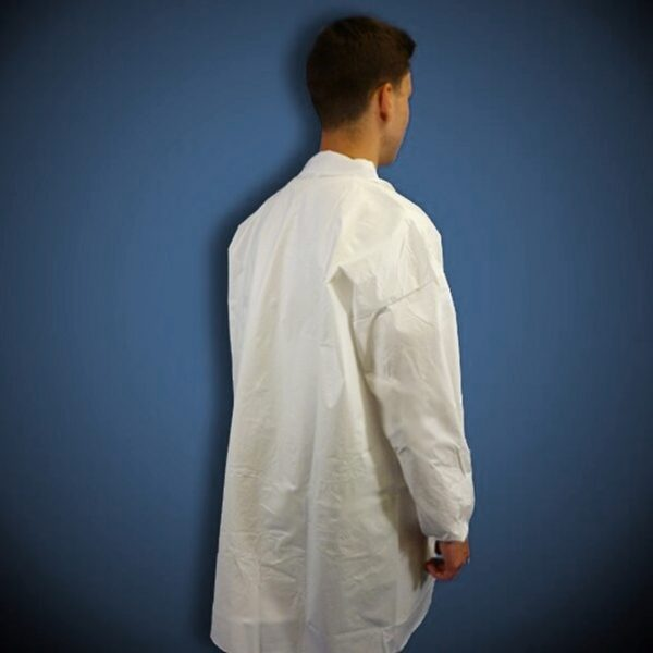 Disposable Cleanroom Lab Coat