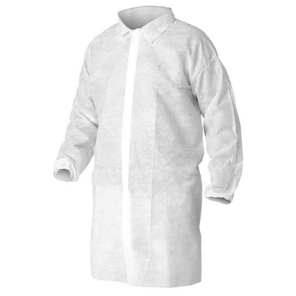 Clean Room Lab Coat
