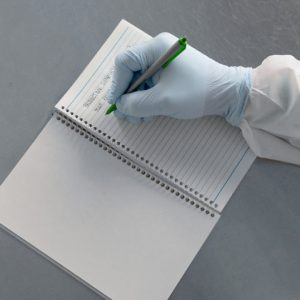 Clean Image Cleanroom Notebook