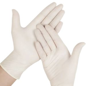 ProWorks Series Latex Exam Gloves